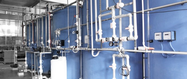 Проект дренажной системы для понижения уровня грунтовых вод