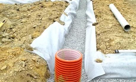 Проект водопонижения при сезонном повышении грунтовых вод